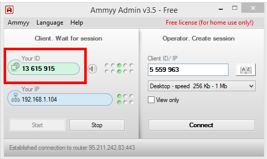 ammyid